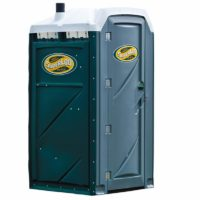 non flushing porta potty